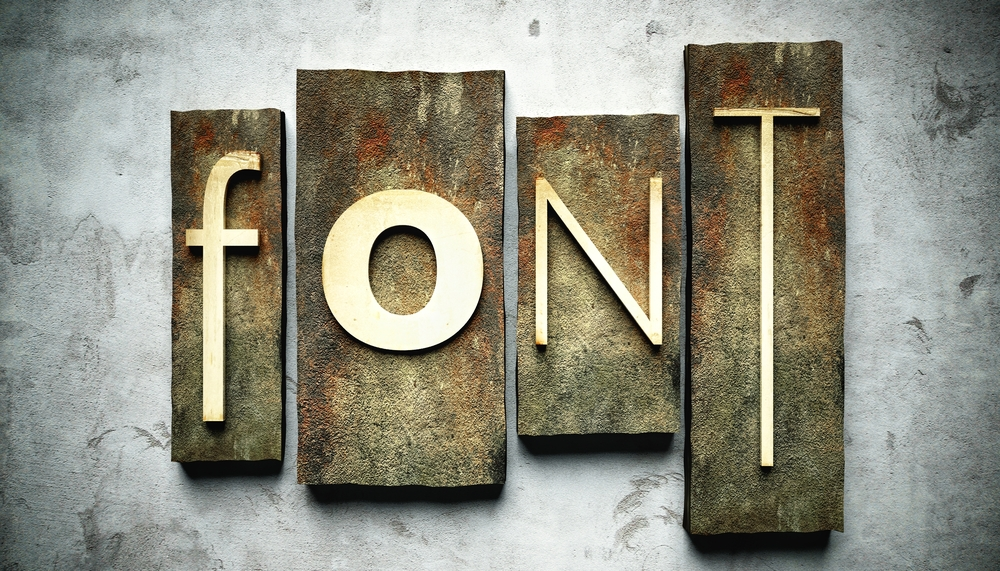 Typeface legibility